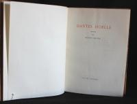 Dantes Hoelle / Deutsch von Benno Geiger