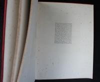 Das neue Leben / Dante. Mit Holzschnitten von Erwing Lang. [Übers. von Richard Zoozmann]. - (Avalun-Druck ; 8)