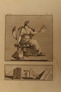 Antichità di Ercolano / [Verf.: Tommaso Piroli]. - T. 2. Pitture