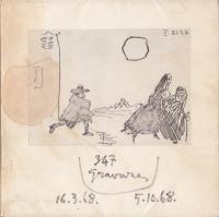 347 gravures : 13/3/68 - 5/10/68 ; [Galerie Louise Leiris, 18. déc. 1968 - 1. fév. 1969...] - (Catalogue / Galerie Louise Leiris : Série A ; No. 23)