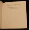XXXV Kompositionen zur Divina commedia von Dante Alighieri / Otto Baumberger