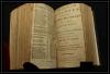 Het nieuwe testament ofte alle boecken des nieuwen verbonts onses heeren Jesu Christi : Uyt de oorspronckelicke gricksche tale in onse nederlantsche getrouwelick overgesett. Ende door gemeene ordre der kerken von drukfouten verbetert 1810