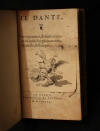 Il Dante : con argomenti, & dechiaratione de molto luoghi / [Komm.: Cristoforo Landino]. - Nouamente reuisto, & stampato