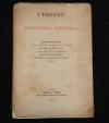 I Trionfi / di Francesco Petrarca. Facsimile foto-zincografico della edizione stampata a Firenze ad instanza di Pietro Pacini l'anno 1499