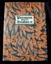 Über die Bücher. - Petrarca über die Bücher / geschrieben von O. Laubschat für Lucas Gräfe in Hamburg