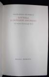 Lettera a Giovanni Anchiseo : [lo incarica di procurargli libri]