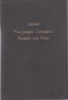 Ein junger Deutscher kämpft um Gott : [Gedichte]  geschrieben im Jahre 1912 / von Carl Emil Uphoff