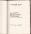 Gleanings / by Stuart Gilkison Love. - Printed for private circulation