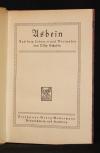 [Gesammelte Romane] / von Ossip Schubin  [d.i. Aloisia Kirschner]. - 5. Asbein : aus dem Leben eines Virtuosen