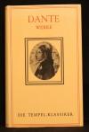 Das Neue Leben. Die Göttliche Komödie / Dante. Hrsg. von Erwin Laaths. -  ( Dantes Werke, italienisch und deutsch). - (Tempel-Klassisker)
