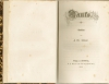 Dante : Studien / von F. Chr.  Schlosser