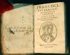De remediis utriusque Fortunae. - Petrarchae Francisci De Remediis vtriusque Fortunae Litbri duo. Editio quarta. Cum Indicibus locupetißimis