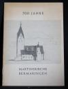500 Jahre Martinskirche Bermaringen